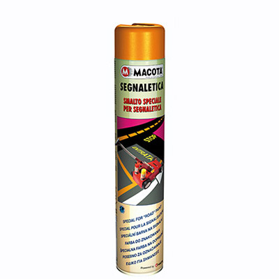 Pintura para marcar señales en spray 750 ml   Red signs