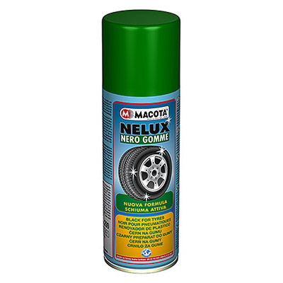 Pintura Negra para Neumáticos en spray 200 ml