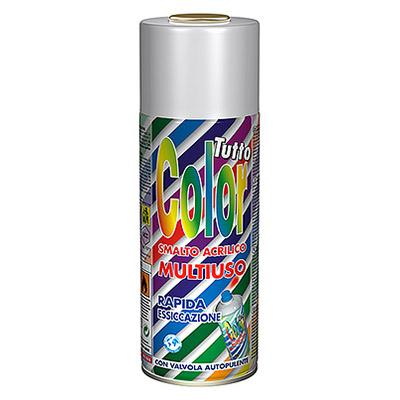 Pintura acr lica en spray con efecto oro y plata silver es - Spray pintura acrilica ...