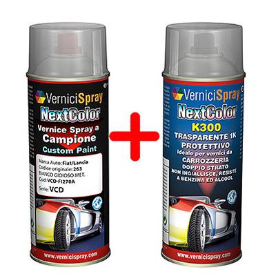 Pinturas spray para coches retoque auto colores ral - Spray pintura metalizada ...