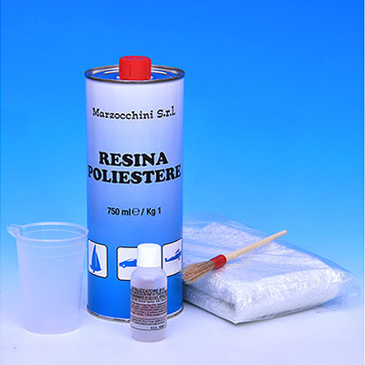 lang_en Fiberglass Restoration system - for cars, motorbikes, boats, canoes and industry