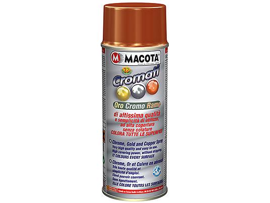 Pintura en spray con efecto cromo oro y cobre gilding es - Pintura con spray ...