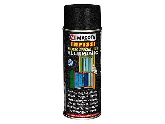 Pintura para aluminio en aerosol ral 9017 negro tr fico es - Pintura para aluminio ...