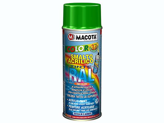 Pinturas en aerosol ral pintura acr lica con acabado - Pintura con spray ...