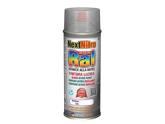 Pintura nitro brillante en todos los colores ral en - Pintura con spray ...